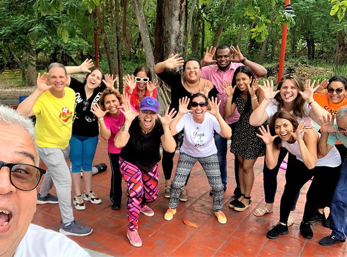 Programa Yoga de la Risa